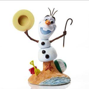 FIGURINE - PERSONNAGE Figurine Buste Olaf - la Reine des Neiges (Frozen)