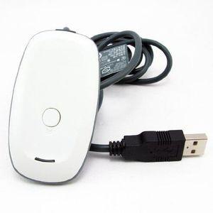 TÉLÉCOMMANDE CONSOLE Subway USB sans fil Gaming Receiverfor Xbox 360 Co