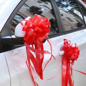 Décoration de voiture Yorbesta® Lot de 20 Decoration Voiture Mariage Nœu