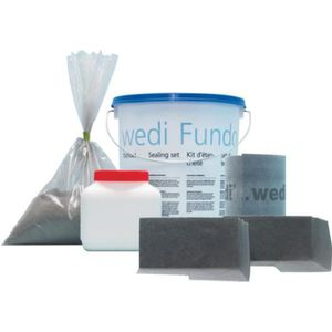 CABINE DE DOUCHE Kit d'étancheité receveur WEDI Fundo