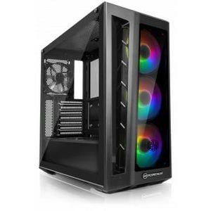 UNITÉ CENTRALE  PCSpecialist Fuscia Elite PC Gamer - AMD Ryzen 5 2