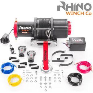 AUTO WINCH Treuil électrique Rhino 2040 kg 12v Cor