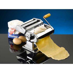 MACHINE À PÂTES Machine à Pate - Lasagne Tagliatelle et Spaghetti