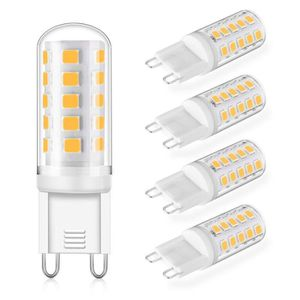 AMPOULE - LED G9 Ampoule LED 5W Dimmable - Équivalent de 33W 40W