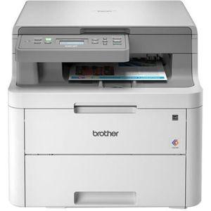 IMPRIMANTE BROTHER Imprimante LED multifonction Brother DCP-L