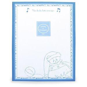 Doudou et Compagnie boite a musique Vol au vent ours rose 11cms DC2810