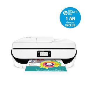 IMPRIMANTE HP Imprimante 4 en 1- Officejet 5232 -WIFI- R/V au