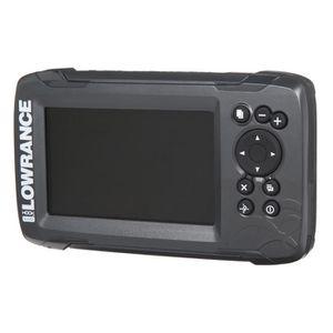 SONDEUR PECHE LOWRANCE Sondeur Hook²-5X GPS avec Sonde TA 2D/Dow