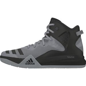 CHAUSSURES BASKET-BALL Chaussures montantes adidas Dual Threat B-ball