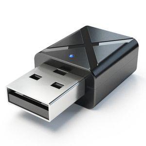 Récepteur audio Mini Émetteur Récepteur Audio Bluetooth 5.0 Adapta