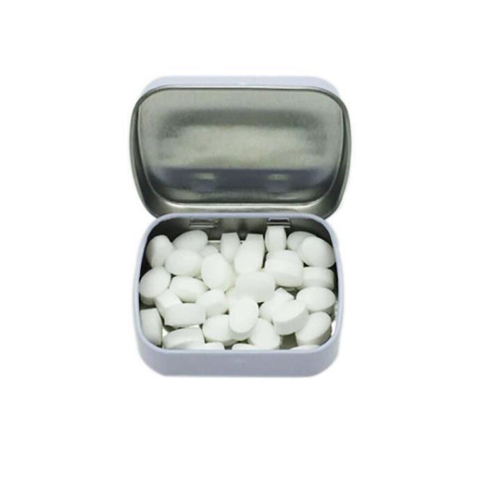 Distributeur de médicaments Portable 4 en 1, 4 couches, broyeur de médicaments, pilulier de stockage [6120453]