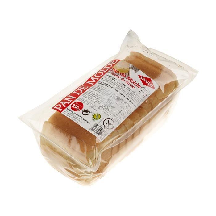 Singlu+Pain tranché au blé sans gluten 350 g