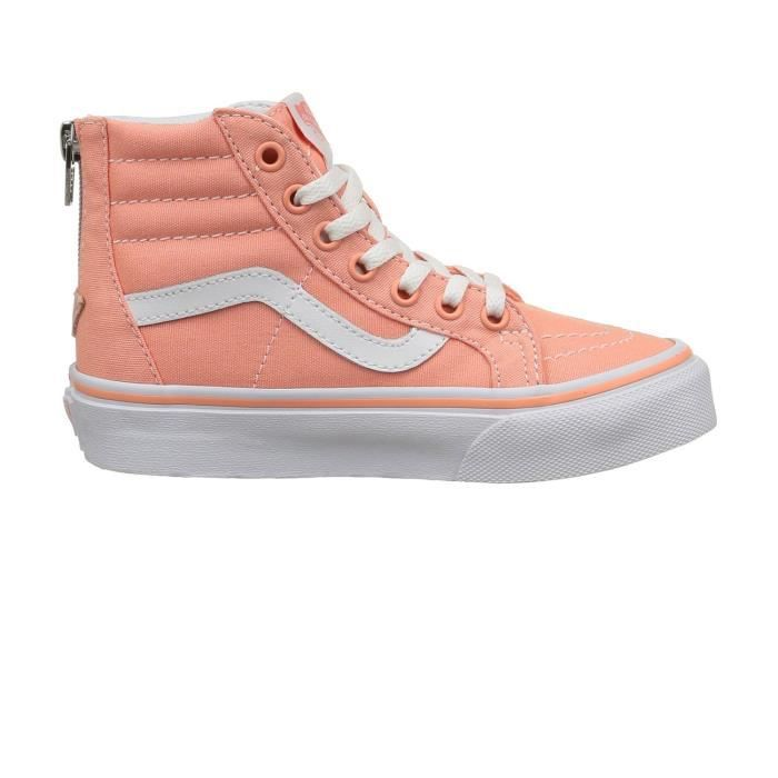 Chaussures K SK8-HI Zip Desert Flower/True White - Vans
