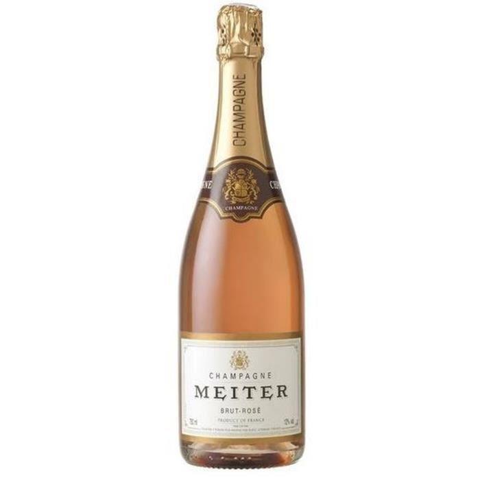 Champagne Meiter Rosé - 75 cl