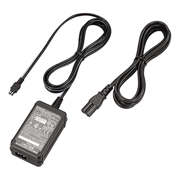 Sony AC-L200 Chargeur, Adaptateur Secteur pour Caméscope