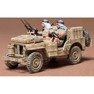 35033 1/35 BRITISH SPECIAL AIR SERVICE JEEP (JA…