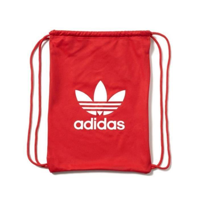Adidas - Adidas Originals Ay7806 Gymsack Tricot Sac Rouge - Cdiscount