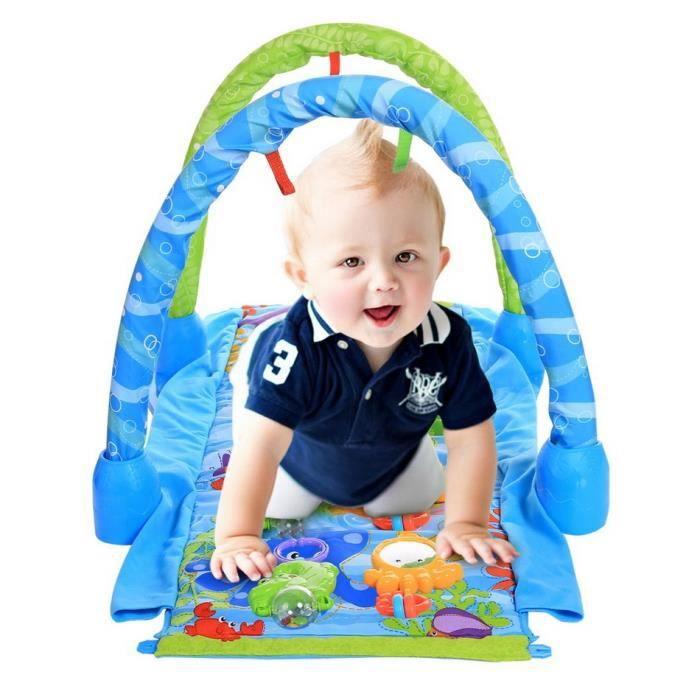 TAPIS ÉVEIL - AIRE BÉBÉ tapis de jeu tapis jouet enfant activité Gym Gym K