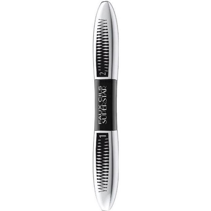 L'OREAL PARIS Superstar effet faux cils Mascara - Noir 01 ...