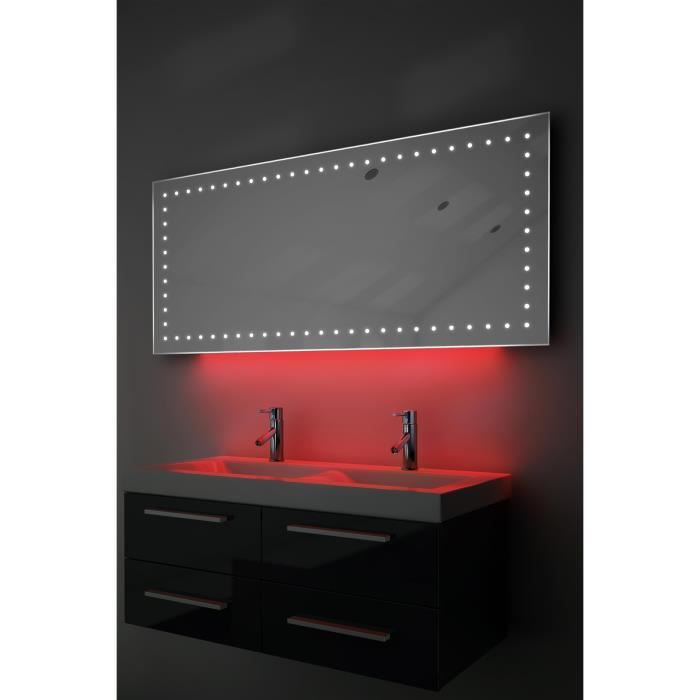 miroir de rasage salle de bain lumi re d ambiance del. Black Bedroom Furniture Sets. Home Design Ideas