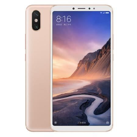 SMARTPHONE Xiaomi Max 3 4G 64G Or