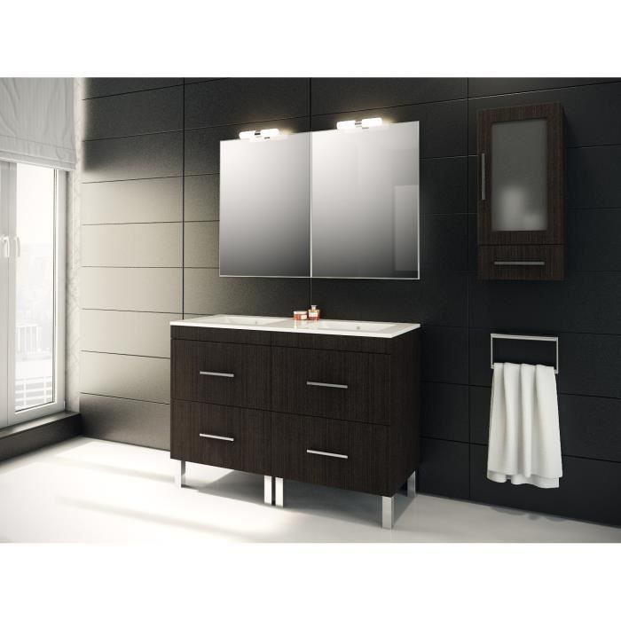 granada ensemble meuble de salle de bain weng 120 cm. Black Bedroom Furniture Sets. Home Design Ideas