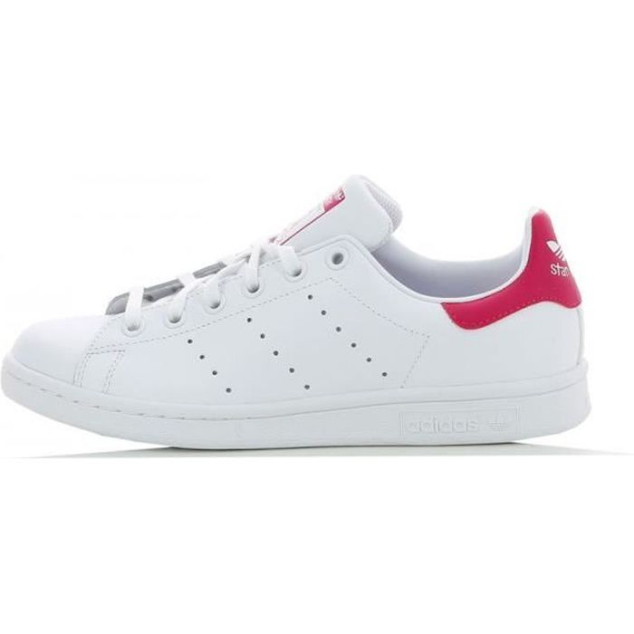 aabaab15fc49 ... ADIDAS ORIGINALS Baskets Stan Smith Homme / Fem... White - Achat / Vente