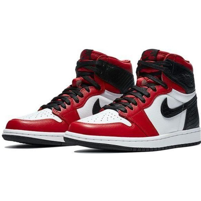 Basket NIKE air Jordan 1 Jordans One AJ 1 Retro Hi
