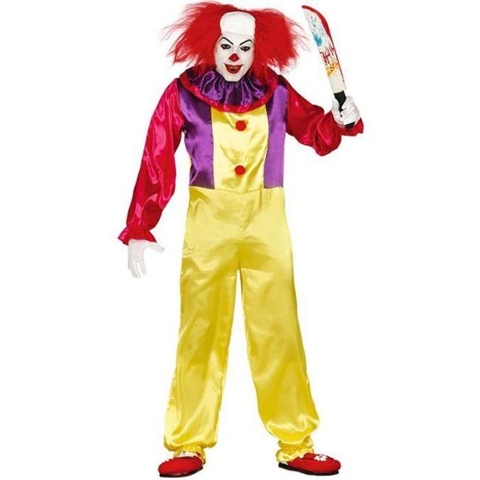 Rouge Snner Halloween dr/ôle de Clown Chaussures Unisexe Adulte Jumbo Clown Chaussures Costumes Cosplay Accessoires pour Parties Porter 1pair