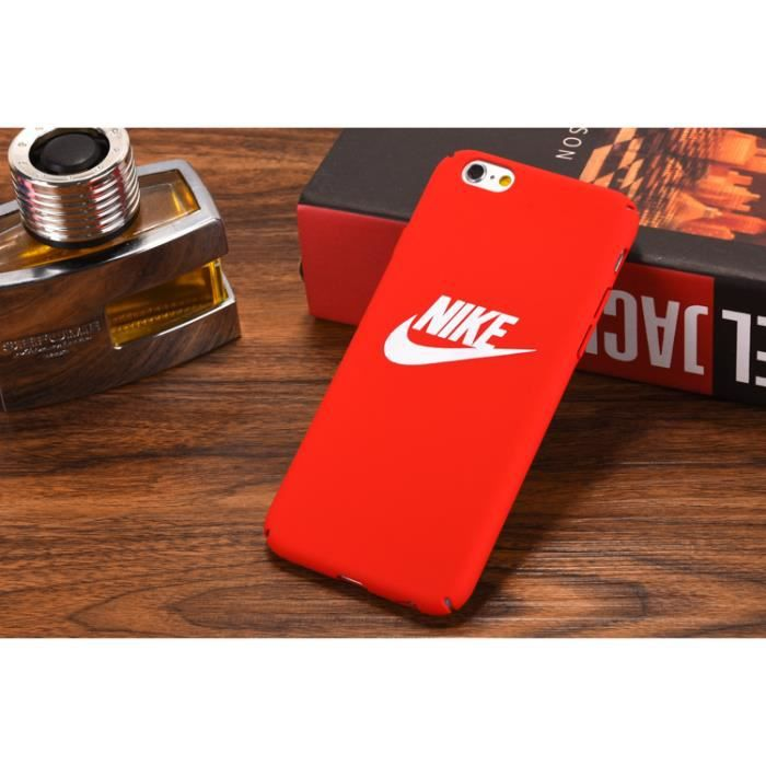 coque nike rouge iphone 7
