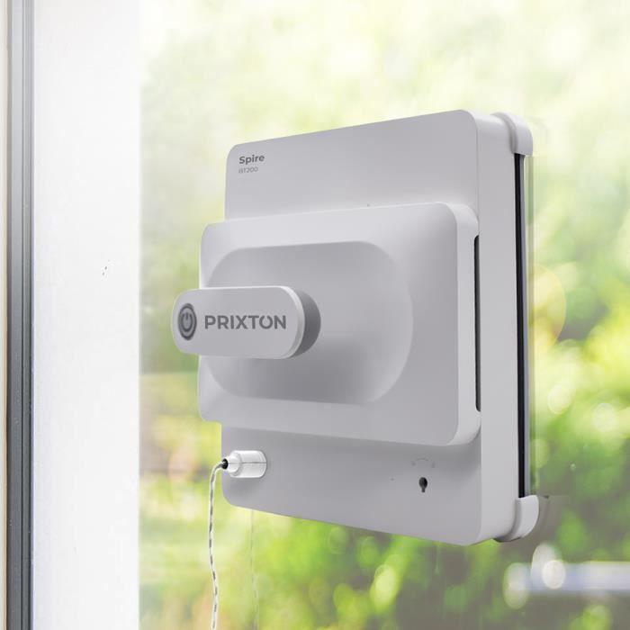 Photo de prixton-robot-lave-vitre-automatique-nettoyeur-vitre-avec-programmes-de