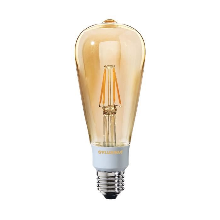 sylvania ampoule led filament toledo retro st 64 edison. Black Bedroom Furniture Sets. Home Design Ideas