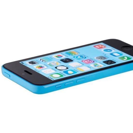 Iphone 5c Bleu 32go Achat Smartphone Recond Pas Cher