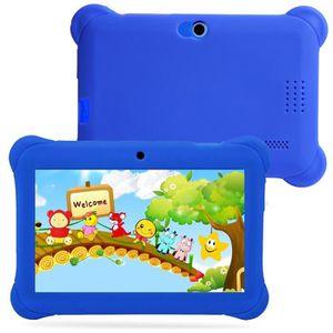 TABLETTE ENFANT Tonsee®Enfants Tablette PC 7 Android 4.4 bleundle