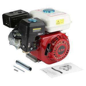 MOTEUR COMPLET Moteur d'essence 6.5HP de remplacement 168V OHV à