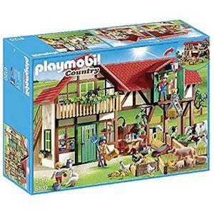FIGURINE - PERSONNAGE Figurine Miniature Y1AME Playmobil Grande Ferme