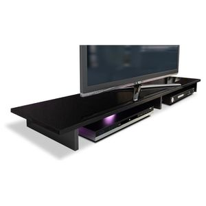 Supports tv achat vente supports tv pas cher cdiscount for Barre metallique pour etagere