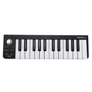 CLÉ USB Worlde Easykey MIDI Clavier Musical Electronique M