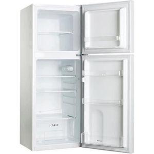 RÉFRIGÉRATEUR CLASSIQUE Candy CMDS 5122W Réfrigérateur-congélateur pose li