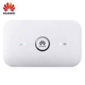 MODEM - ROUTEUR HUAWEI E5573s d'origine - Routeur WiFi mobile 4G 8