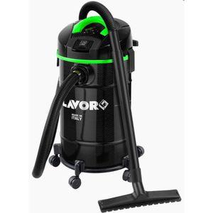 ASPIRATEUR INDUSTRIEL Lavor - Aspirateur eau et poussières 1400W 30L 35