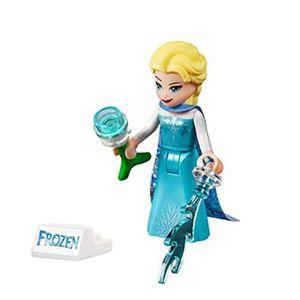ASSEMBLAGE CONSTRUCTION Jeu D'Assemblage LEGO MBCQ0 Disney Princess Frozen
