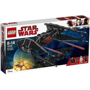 ASSEMBLAGE CONSTRUCTION LEGO® Star Wars 75179 Kylo Ren's TIE Fighter