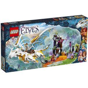 ASSEMBLAGE CONSTRUCTION LEGO® Elves 41179 Le Sauvetage de la Reine Dragon