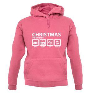 PULL Dressdown - Christmas To Do List - Unisex Pull - B