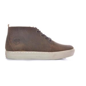 timberland marron homme