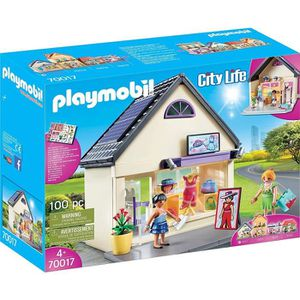 UNIVERS MINIATURE PLAYMOBIL 70017 - City Life La Ville - Boutique de