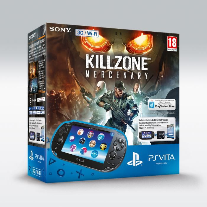 ps vita wifi coupon killzone mercenary cm 8 go achat vente console ps vita ps vita 8 go. Black Bedroom Furniture Sets. Home Design Ideas