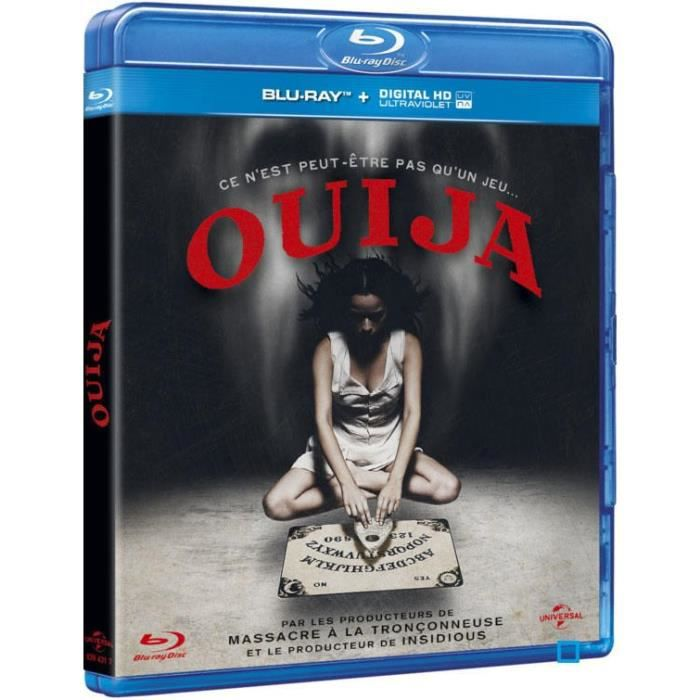 blu ray ouija en blu ray film pas cher cdiscount. Black Bedroom Furniture Sets. Home Design Ideas