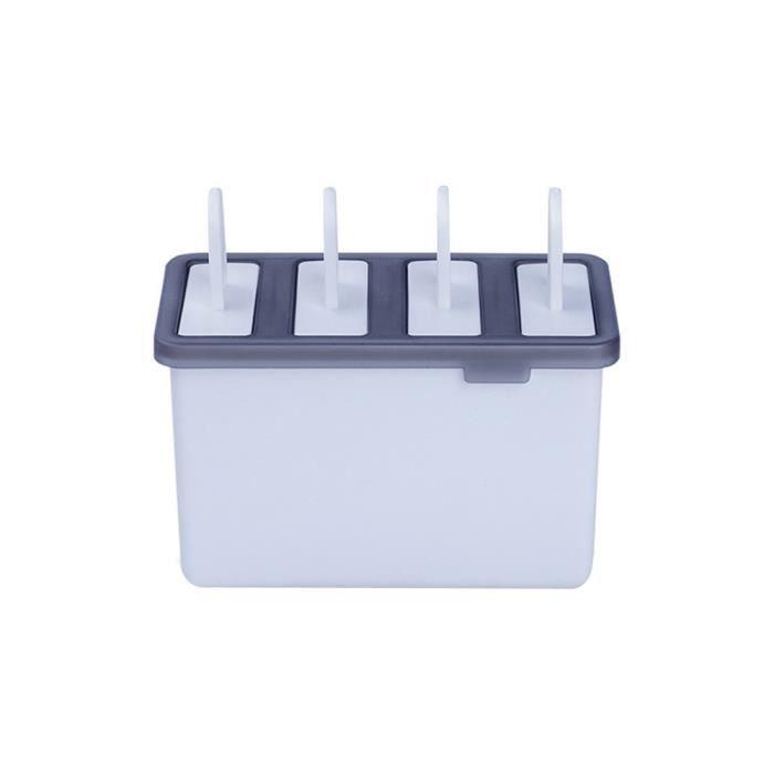 Bricolage crème glacée moule cuisine bar ustensiles gelée moule rétro glace boîte moule - likaiyehio 10905